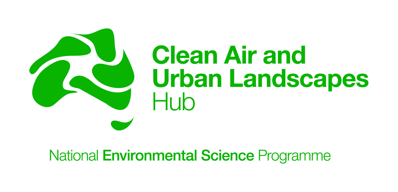 Clean Air Urban Landscapes Research Hub (CAUL) Logo